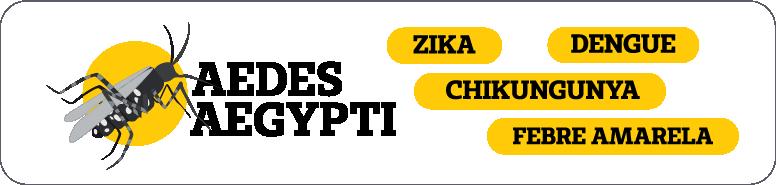 mosquito aedes transmissor da dengue, chikungunya, febre amarela e zika
